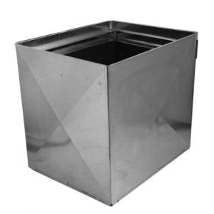 Insulated Box with Filter Rack