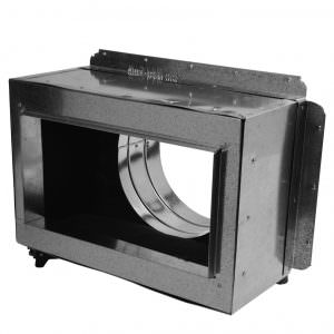 Top Flange Insulated Box