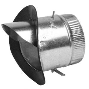 Airtite Fitting with Scoop & Damper