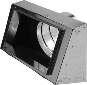 Insulated Slant Top Box no Flange