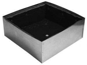 R6 Insulated Return Box No Flange