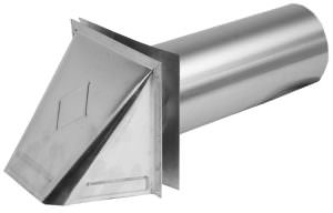 Aluminum Dryer Vent Hood