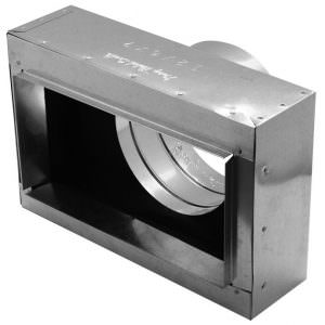 Insulated Box No Flange 6″ Tall