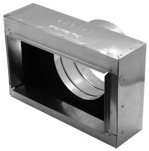Insulated Box No Flange 4″ Tall